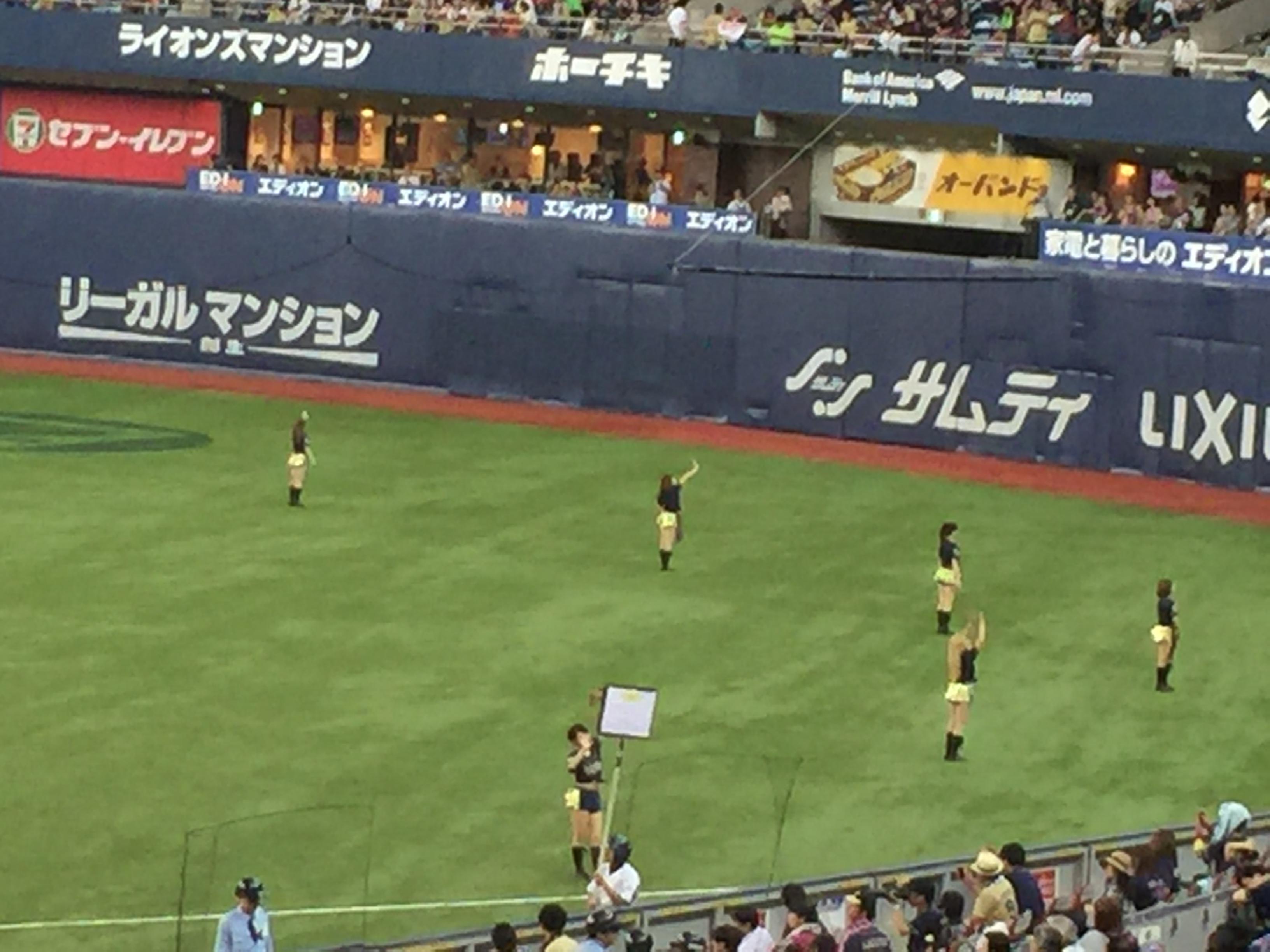 2015年6月21日 オリックス 対 埼玉西武 Bs選手会プロデュースデー