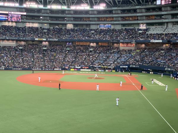 ENEOS 侍ジャパンシリーズ2019 「日本 vs メキシコ」