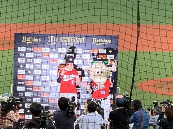オリックス・バファローズvs埼玉西武ライオンズ KANSAI CLASSIC 2019 キャンプ地みやざきスペシャルゲーム