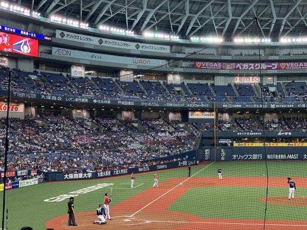オリックス・バファローズvs埼玉西武ライオンズ KANSAI CLASSIC 2019 キャンプ地みやざきDAY
