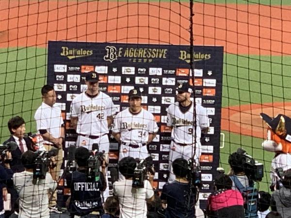 オリックス・バファローズvs阪神タイガース