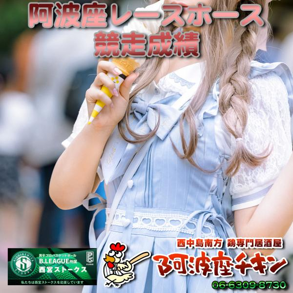 2019/10/19 JRA(日本中央競馬会) 競走成績