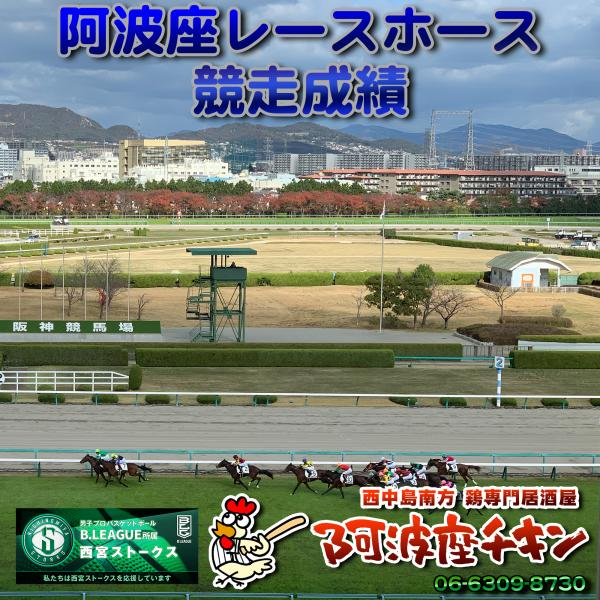 2019/12/01 JRA(日本中央競馬会) 競走成績