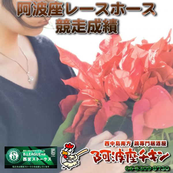 2019/12/08 JRA(日本中央競馬会) 競走成績