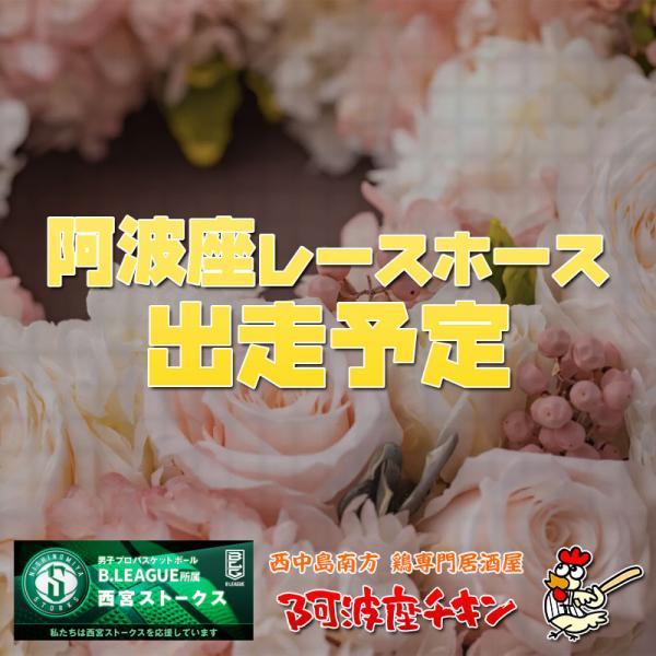 2021年05月23日 阿波座レースホース出走予定(セラフィナイト)